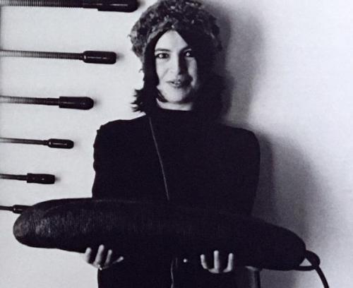 Photo of Eva Hesse