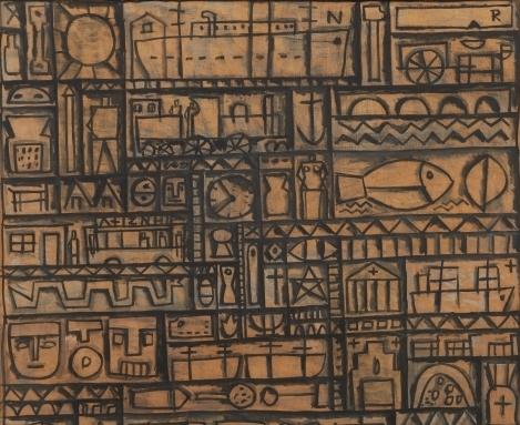 Joaquín Torres-García, Arte constructive universal [Universal Constructive Art] (1942)
