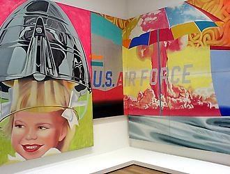 "James Rosenquist ""F-111"""
