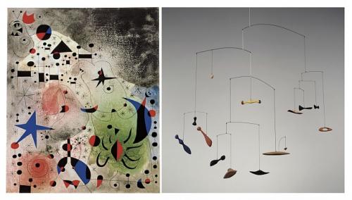 Calder, Constellation Mobile