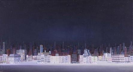张弓:北京 - 纽约