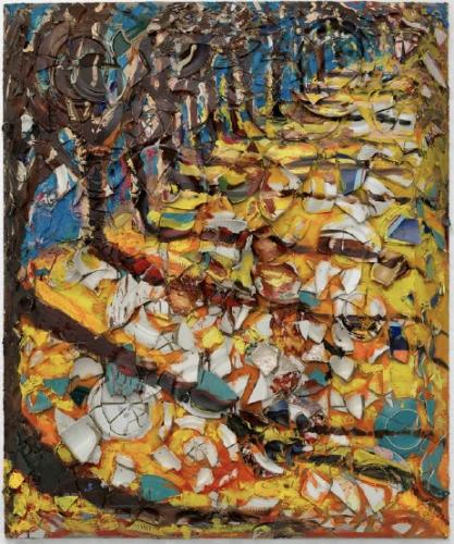 Julian Schnabel: Six Paintings for Peter Beard