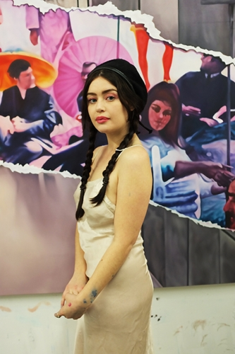 Ariana Papademetropoulos, Autre Magazine Interview
