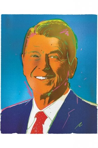 What Ronald Reagan and Andy Warhol Have in Common