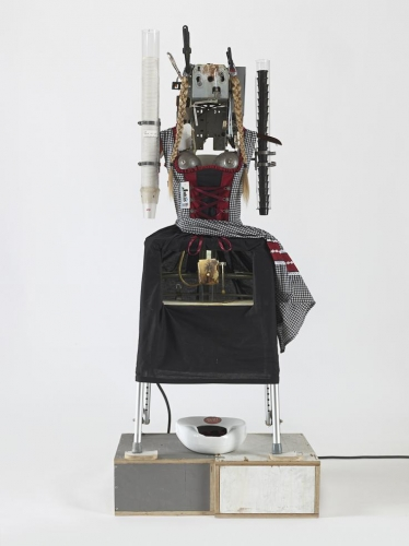 With 'The Pack,' Conceptual Artist Tom Sachs Takes on the Myth of Swiss Perfection and Neutrality