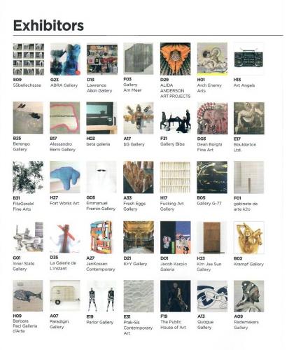 Scope Exhibitors Page