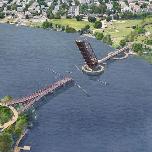 JCDA'S CROOK POINT BASCULE BRIDGE