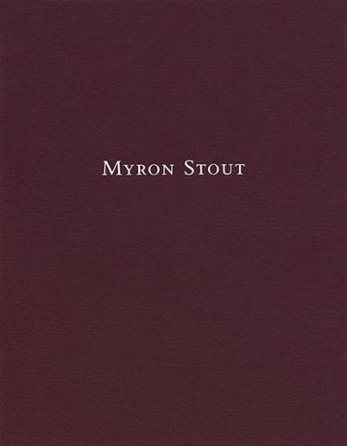 Myron Stout
