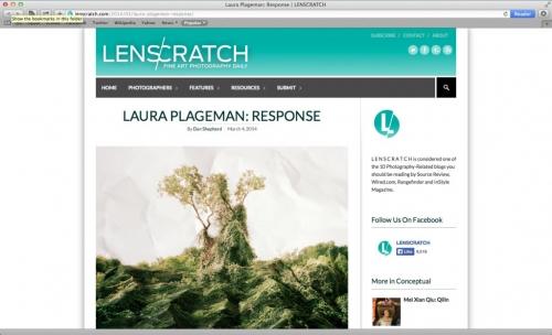 Laura Plageman: Response (Land) on Lenscratch.com