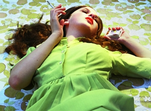 ALEX PRAGER IN NEW PHOTOGRAPHY 2010 AT THE MUSEUM OF MODERN ART