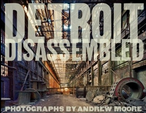 DETROIT DISASSEMBLED MONOGRAPH RELEASED BY DAMIANI AND THE AKRON ART MUSEUM