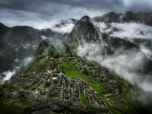 Machu Picchu, Urubamba Province   Peru