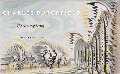 Charles Burchfield: The Nature of Seeing