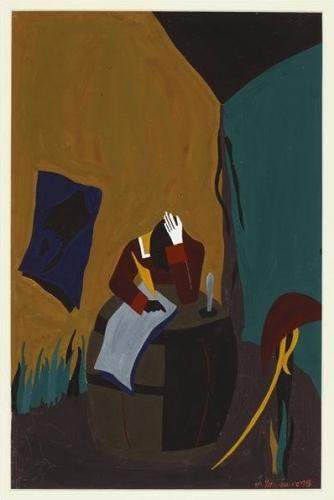 Jacob Lawrence: The Toussaint L'Ouverture Series