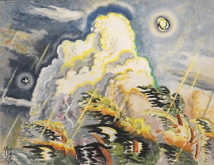 Exalted Nature: The Real and Fantastic World of Charles Burchfield
