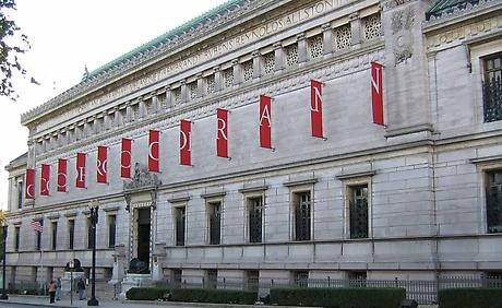 Lovell in exhibition at the Corcoran