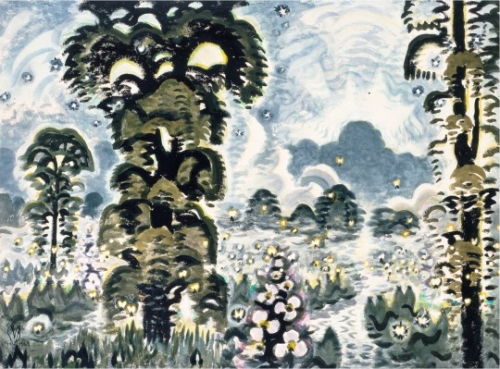 Charles E. Burchfield: From Nature