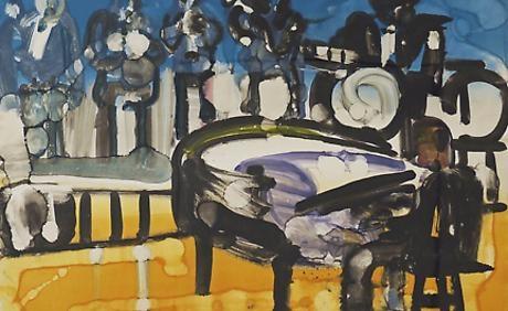 Gallery Talk: The Visual Dimension of Albert Murray's Aesthetics
