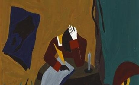 Jacob Lawrence at Cleveland Museum of Art