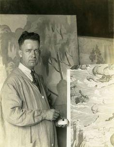 Charles Burchfield