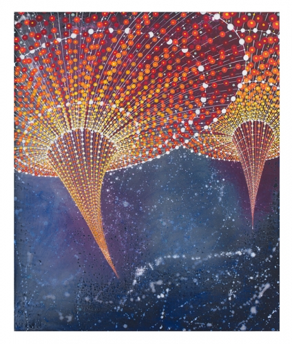 Barbara Takenaga: Waiting in the Sky II