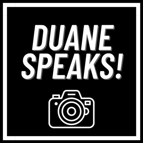 Duane Speaks! at the Lowe Museum