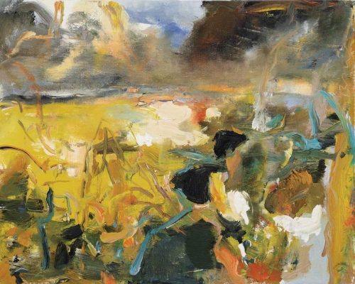 Eric Aho: An Unfinished Point in a Vast Surrounding