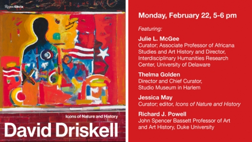 Panel Discussion: David Driskell 'Icons of Nature and History'