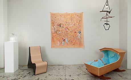DOMESTICITY at Jason McCoy Gallery