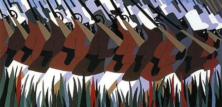 Jacob Lawrence: Toussaint L'Ouverture Series