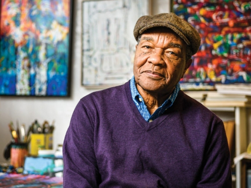 Sunday Salon with David Driskell