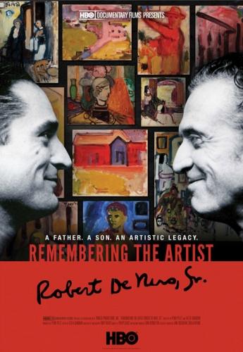 Online Film Screening: Remembering the Artist Robert De Niro, Sr.