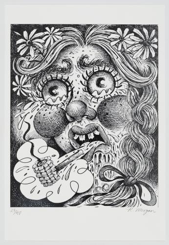 Print by Rebecca Morgan