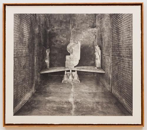 Photogravure by Rodrigo Valenzuela, Press in ArtCritical