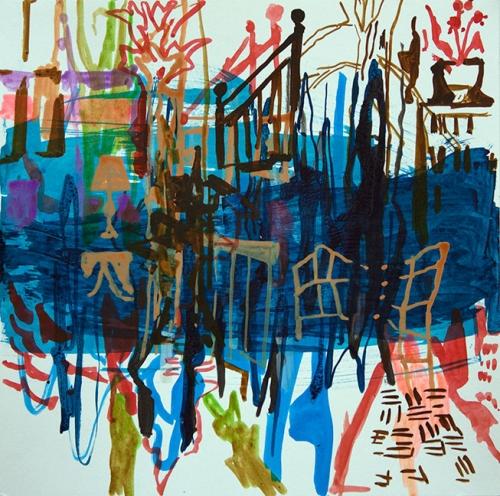 Allison Gildersleeve painting\