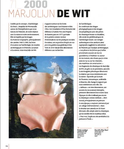 71 2000 Marjolijn de Wit page spread