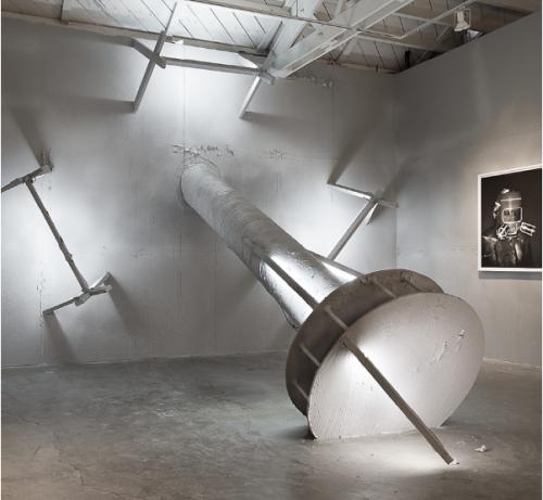 Rodrigo Valenzuela, General Song (2018) installation view, courtesy of the artist and Klowden Mann, photo by Matthew Farrar.
