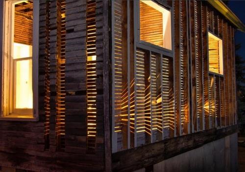 SiteLab house installation by Julie Schenkelberg