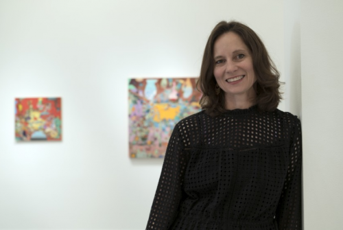 Portrait of Carolyn Case