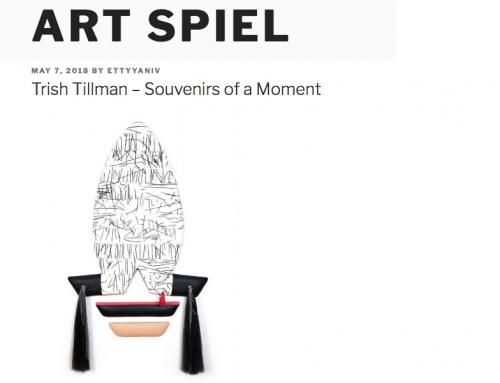 Art Spiel: Trish Tillman - Souvenirs of a Moment