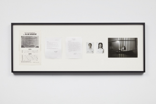 Tehching Hsieh in Confinement: Politics of Space Bodies