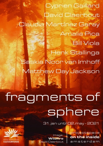 David Claerbout in Fragments of Sphere