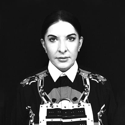 Marina Abramović in UNFINISHED Festival