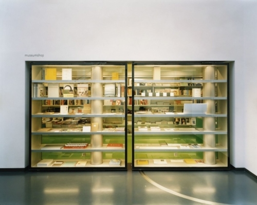Candida Höfer in Der Traum der Bibliothek