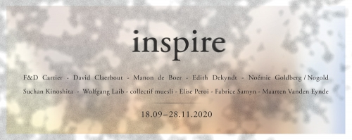 David Claerbout in INSPIRED