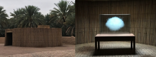 Leandro Erlich in Abu Dhabi Art 2019