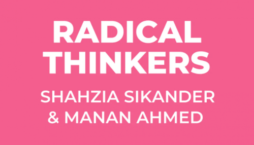 Shahzia Sikander in Radical Thinkers: Manan Ahmed and Shahzia Sikander