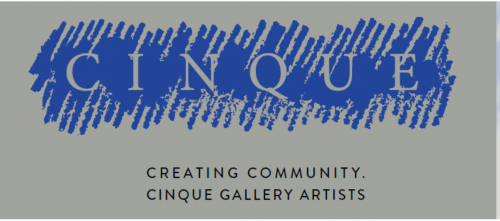 Dawoud Bey in Creating Community. Cinque Gallery Artists