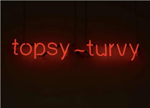 Peter Liversidge in Topsy Turvey (2010)