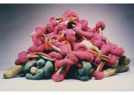 "Sheila Hicks At CAM, St Louis: one of ""15 Best Retrospectives of 2015"""